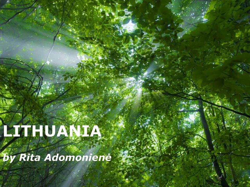 Free Powerpoint Templates Page 1 LITHUANIA by Rita Adomonienė