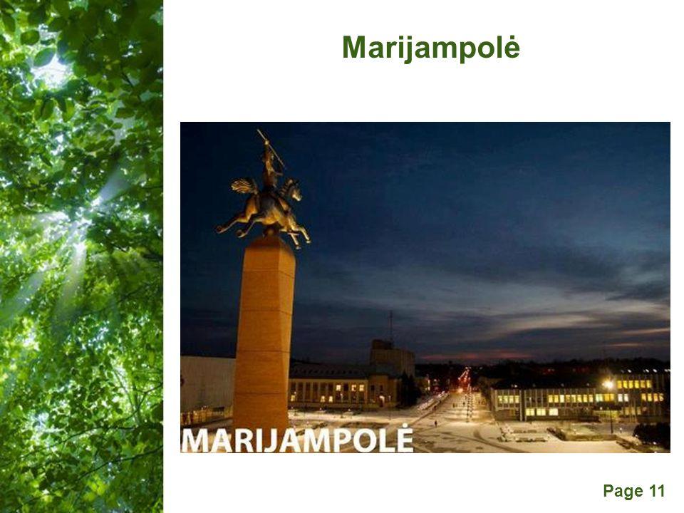 Free Powerpoint Templates Page 11 Marijampolė