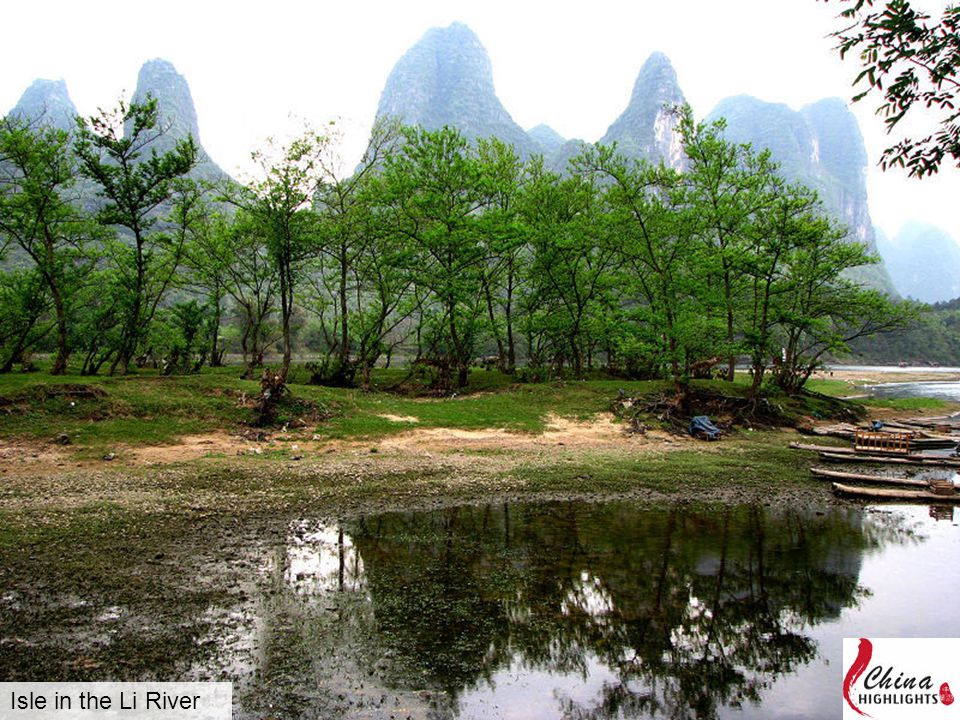 Isle in the Li River