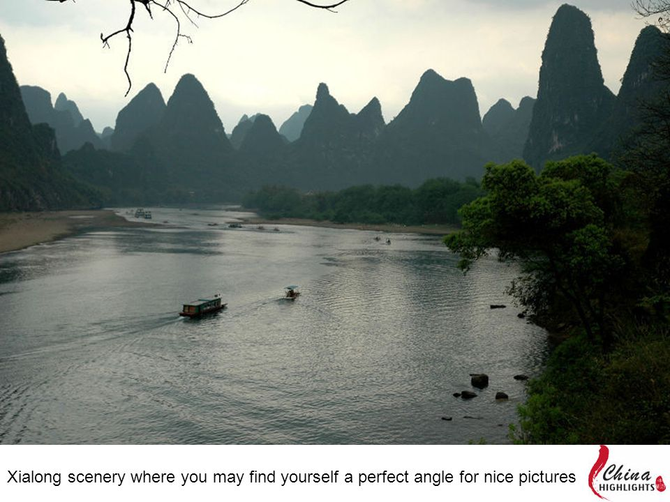 Xialong scenery where you may find yourself a perfect angle for nice pictures