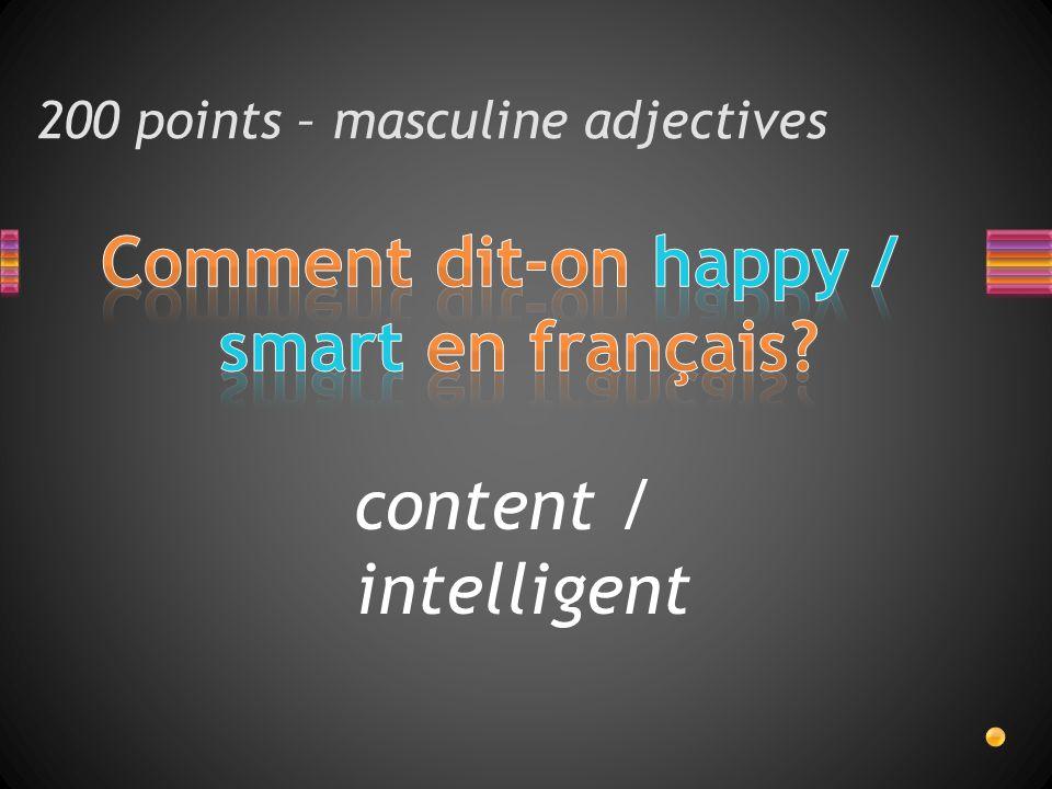 content / intelligent