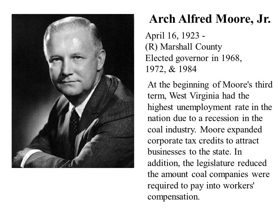 Arch Alfred Moore, Jr.