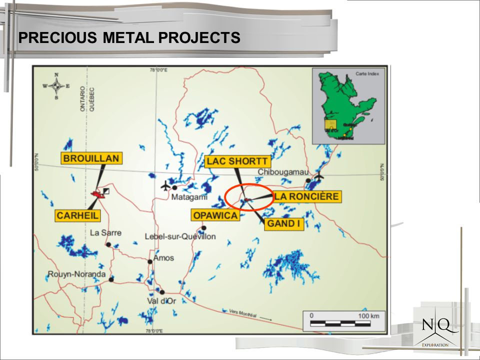 PRECIOUS METAL PROJECTS