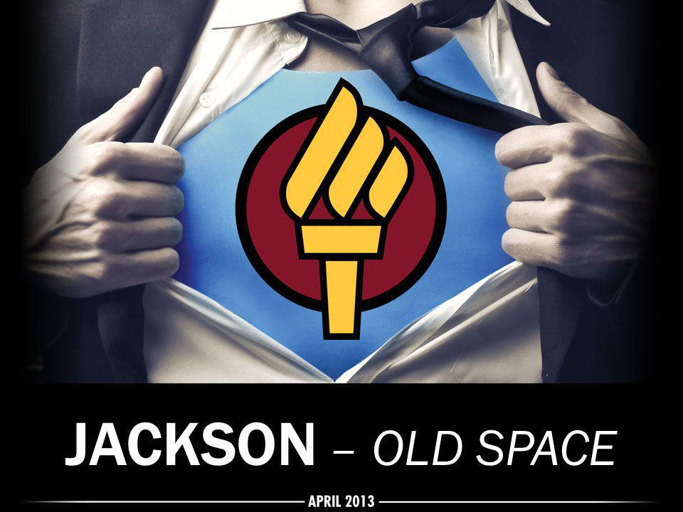 JACKSON – OLD SPACE
