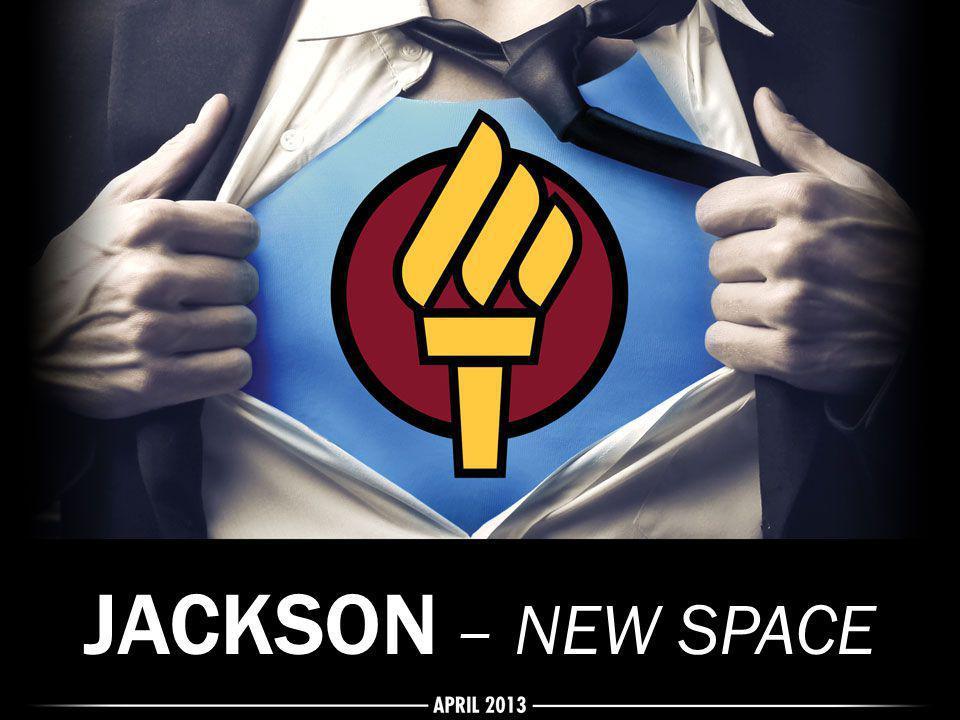 JACKSON – NEW SPACE