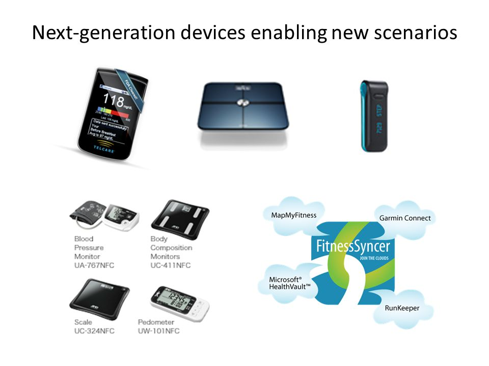 Next-generation devices enabling new scenarios