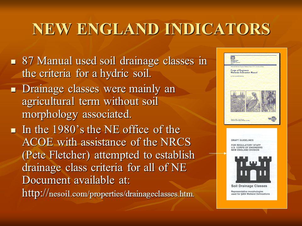 Team of COE, EPA, NRCS traveled throughout NE to examine soils and data.