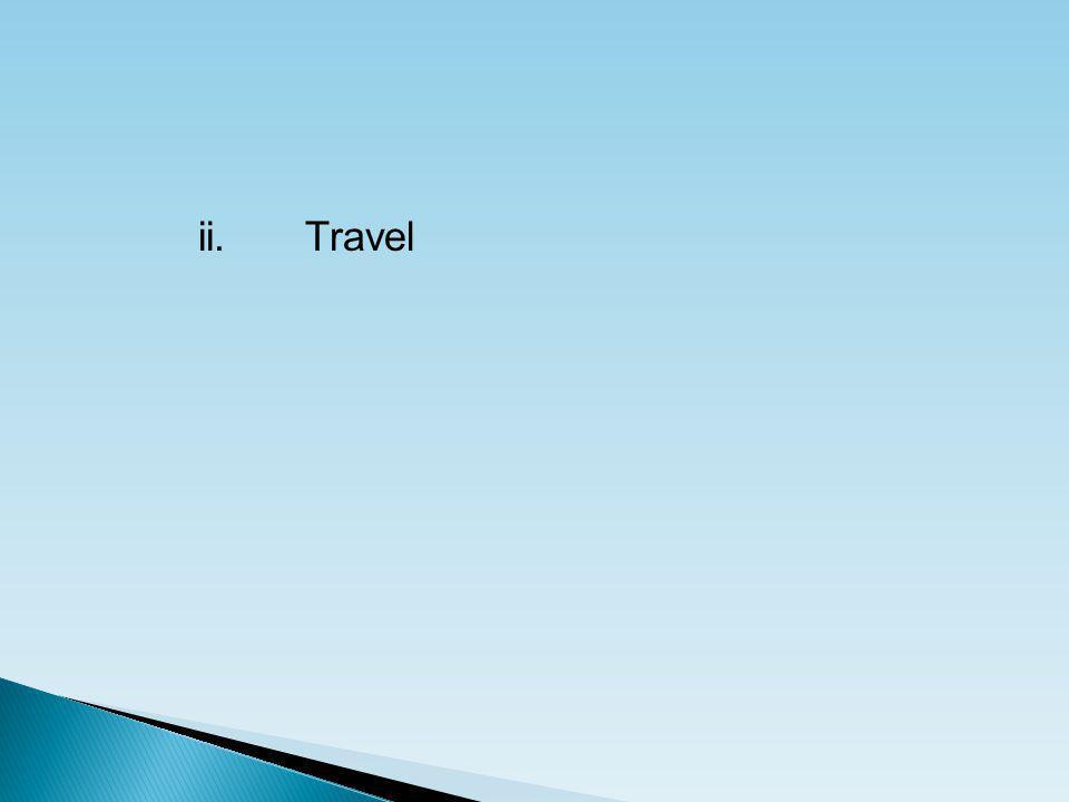 ii.Travel