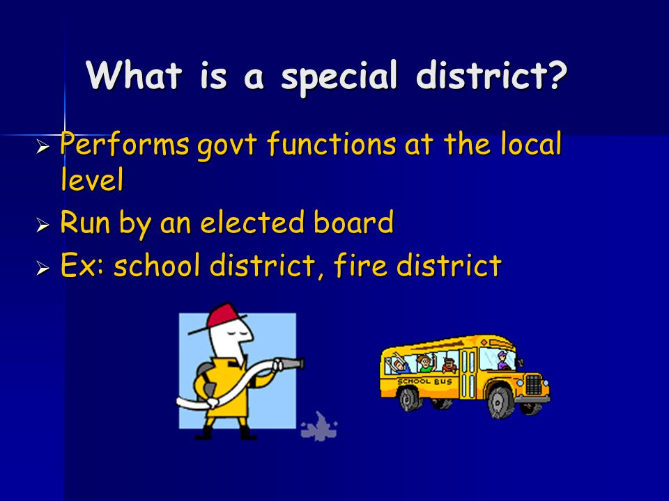 What does a town government do?.