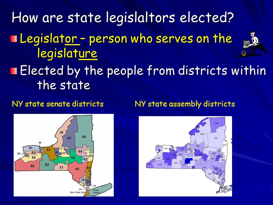 State Legislatures Aka: general assembly, legislative assembly, general court Law-making body All bicameral except Nebraska - upper house = Senate - lower house = House of Representatives, Assembly, General Assembly, House of Delegates ** NY – Senate - 62 members & Assembly - 150 members