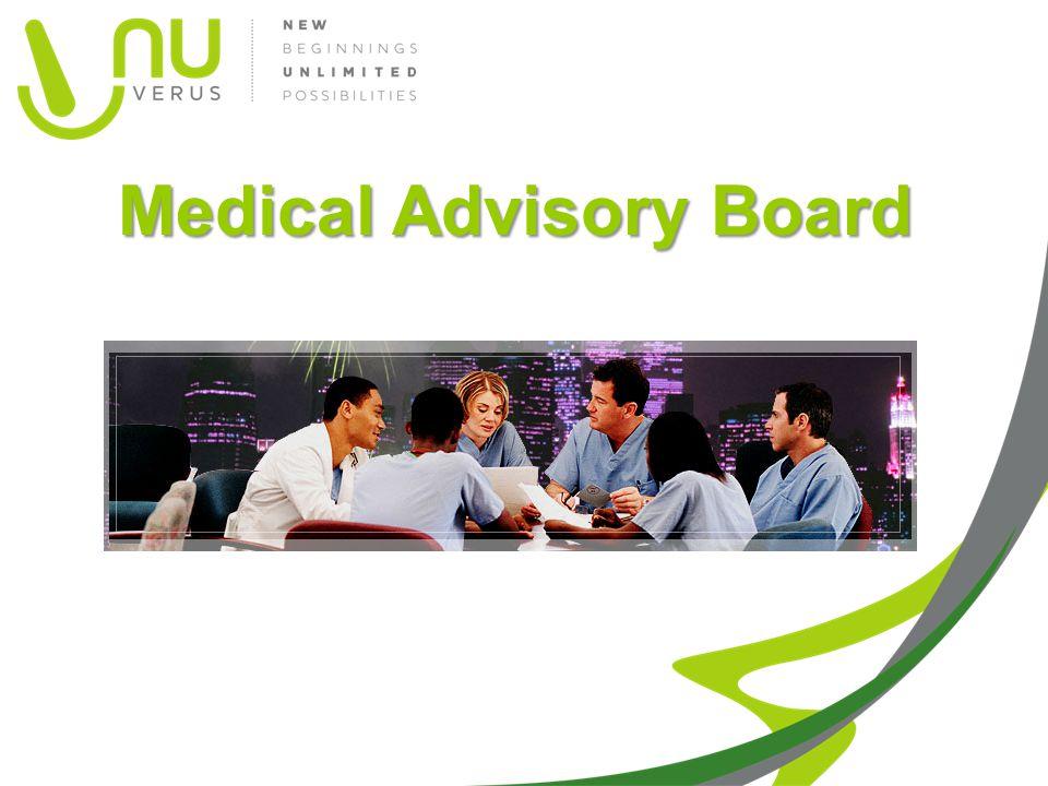 Medical Advisory Board