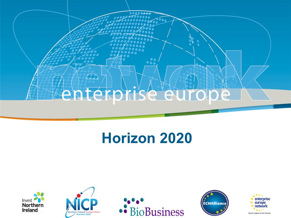 IRT Teams | Sept 08 | ‹#›Title of the presentation | Date |‹#› Horizon 2020