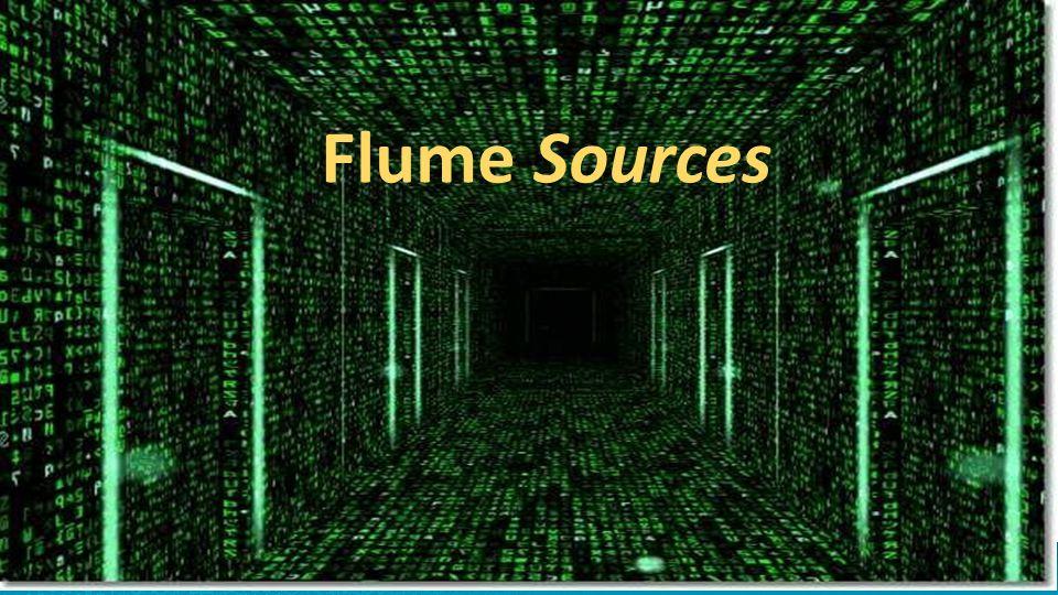 Flume Sources