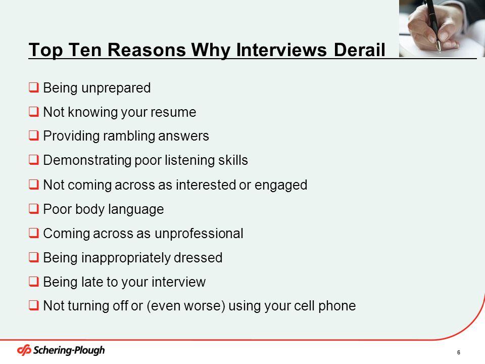 Interviews Styles