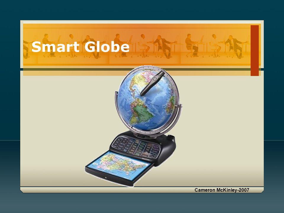 Cameron McKinley-2007 Smart Globe