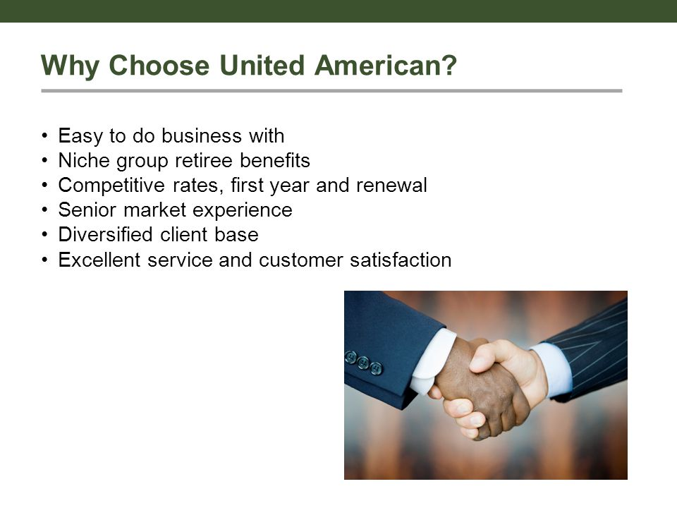 Easy to Do Business With Group Benefits.Individual Service.