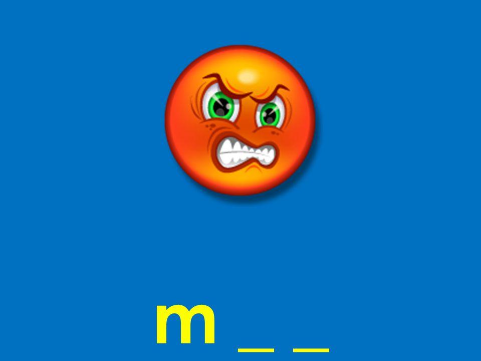 m _ _