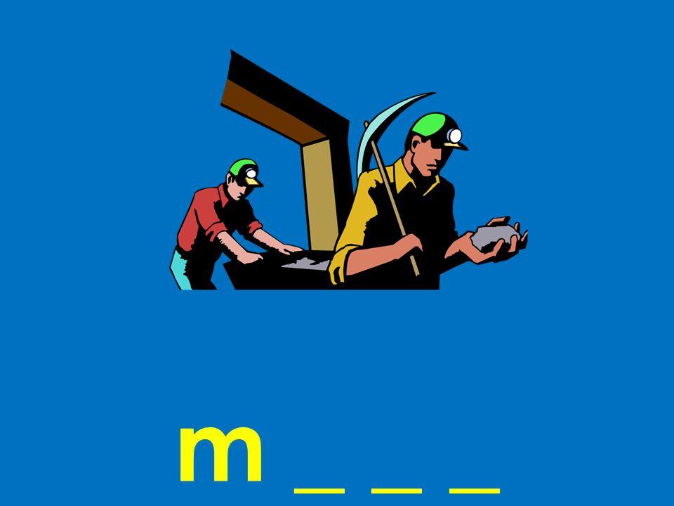 m _ _ _