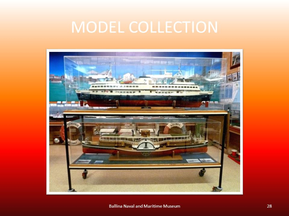 MODEL COLLECTION Ballina Naval and Maritime Museum28