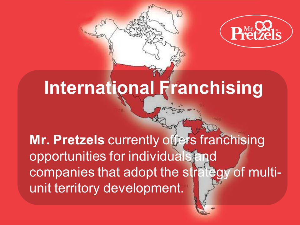 International Franchising Mr.