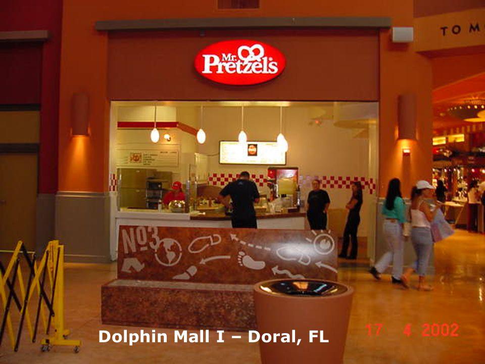 Dolphin Mall I – Doral, FL
