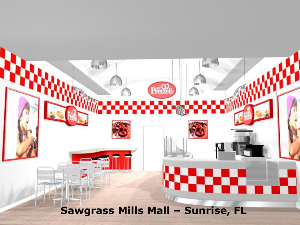 Sawgrass Mills Mall – Sunrise, FL