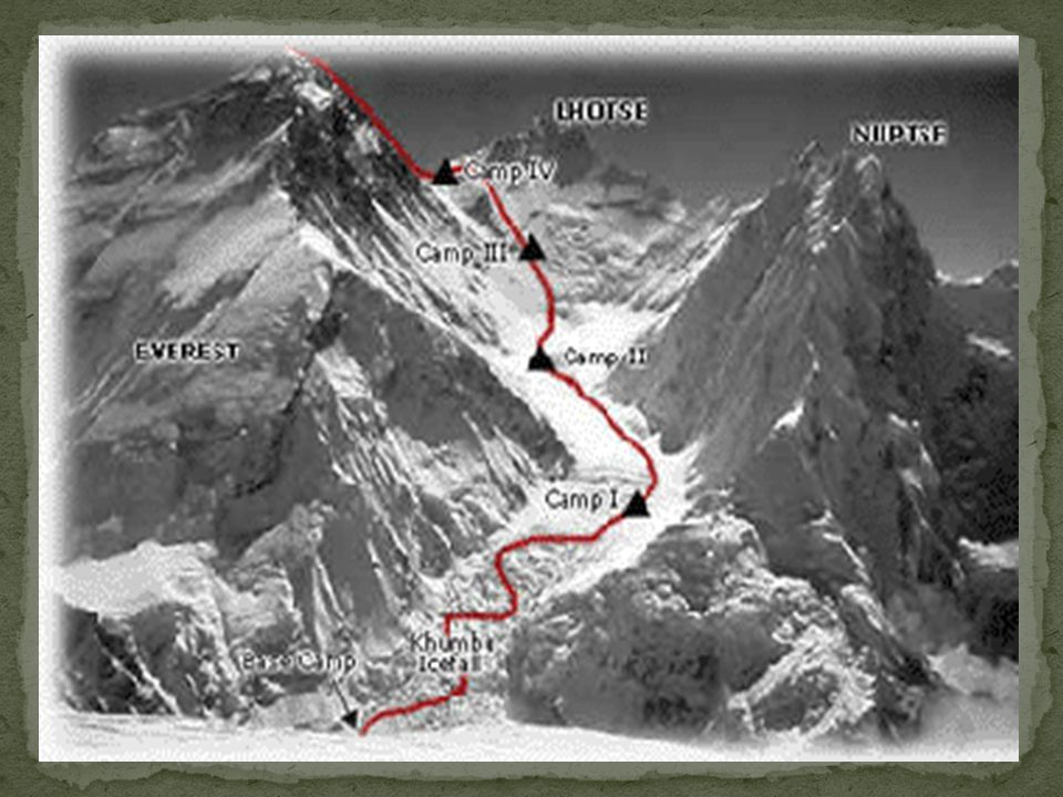 Lost on Everest in 1924 and found in 1999 which further deepened the mystery whether they made it to the summit.