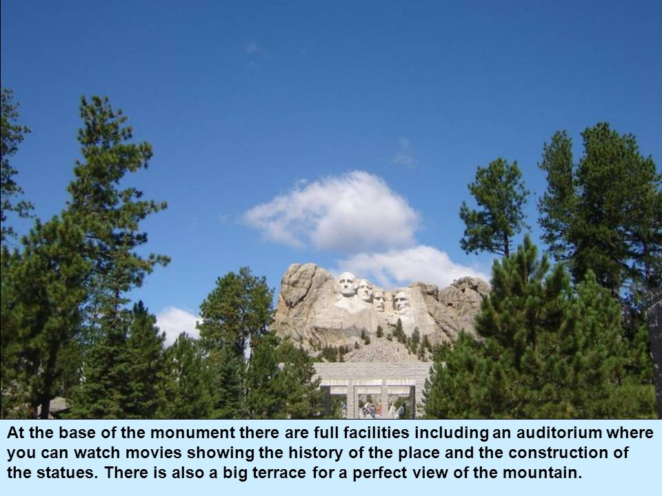 In 1966 Mount Rushmore was listed on the National Register of Historical Places and in 1991 it became a National Memorial.