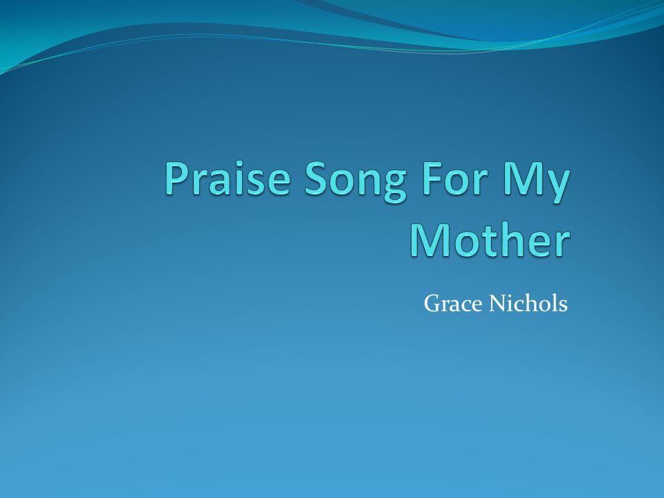 Grace Nichols