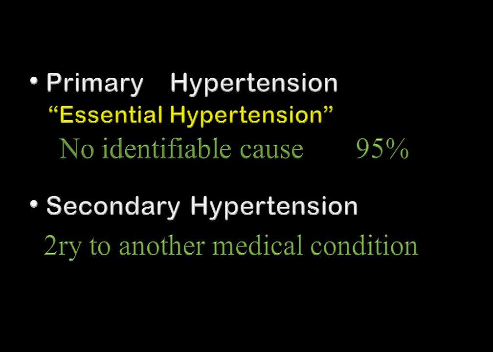CEREBRO-VASCULAR STROKE Risks & Benefits of ACUTE Lowering of BP DURING acute CV Stroke are still unclear.