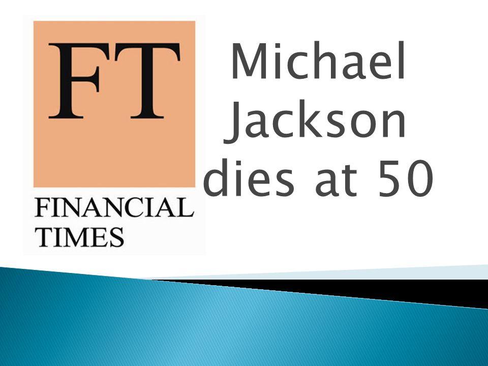 Michael Jackson: did drugs kill the King of Pop