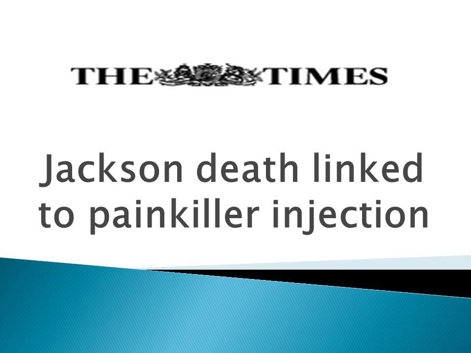 Mystery surrounding Michael Jackson s sudden death