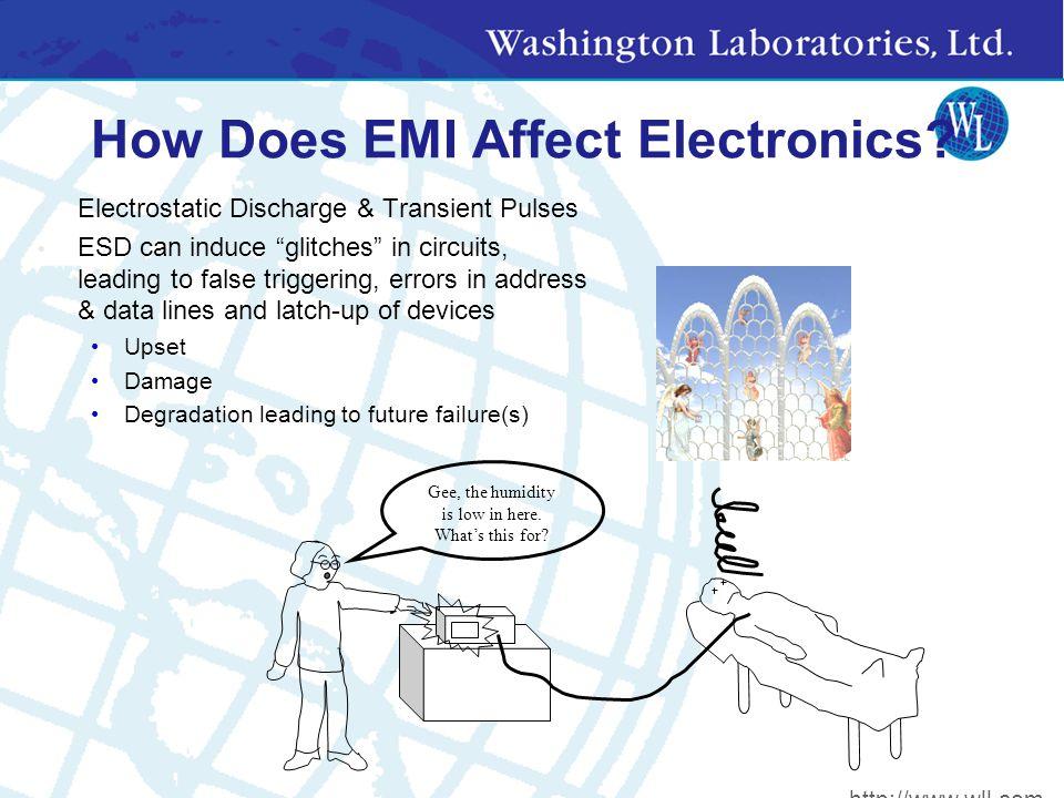 How Does EMI Affect Electronics.