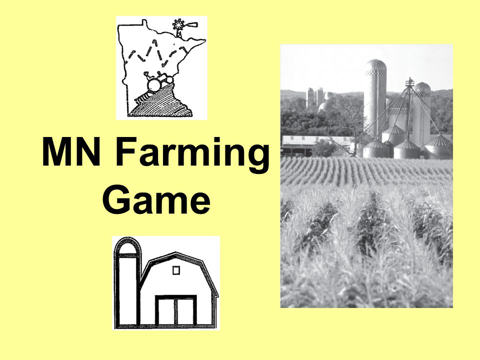 1987-88 MN Farming Game