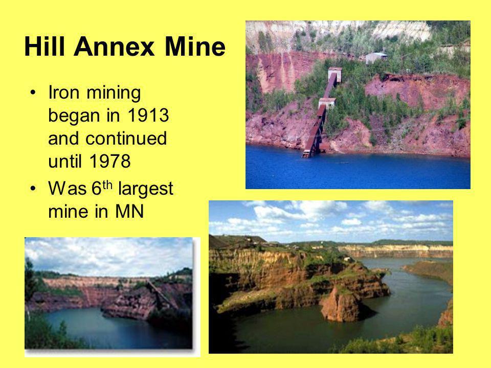 MN's Iron-Bearing Formations Mesabi Range Vermillion Range Cuyuna Range