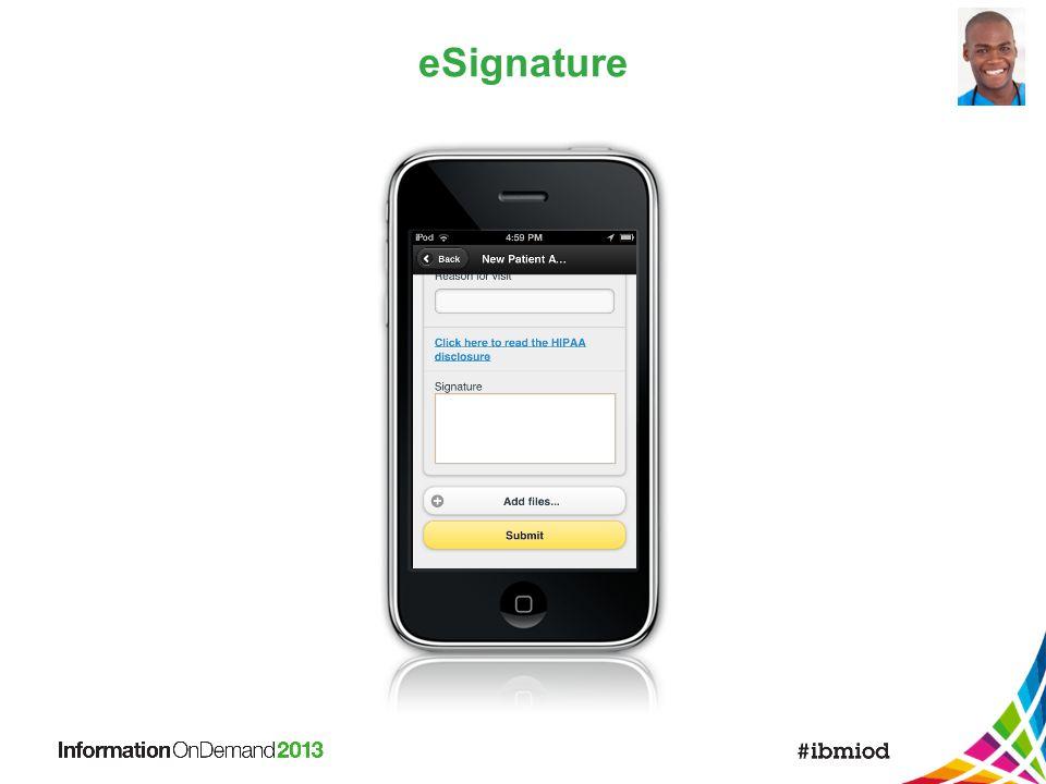 eSignature