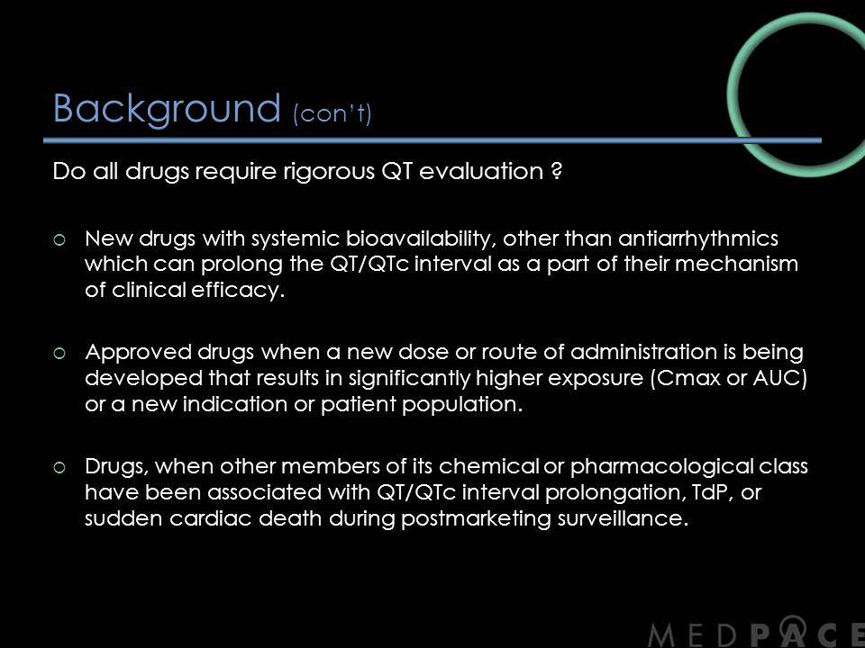 QTc Placebo Effect Malik et al 2008