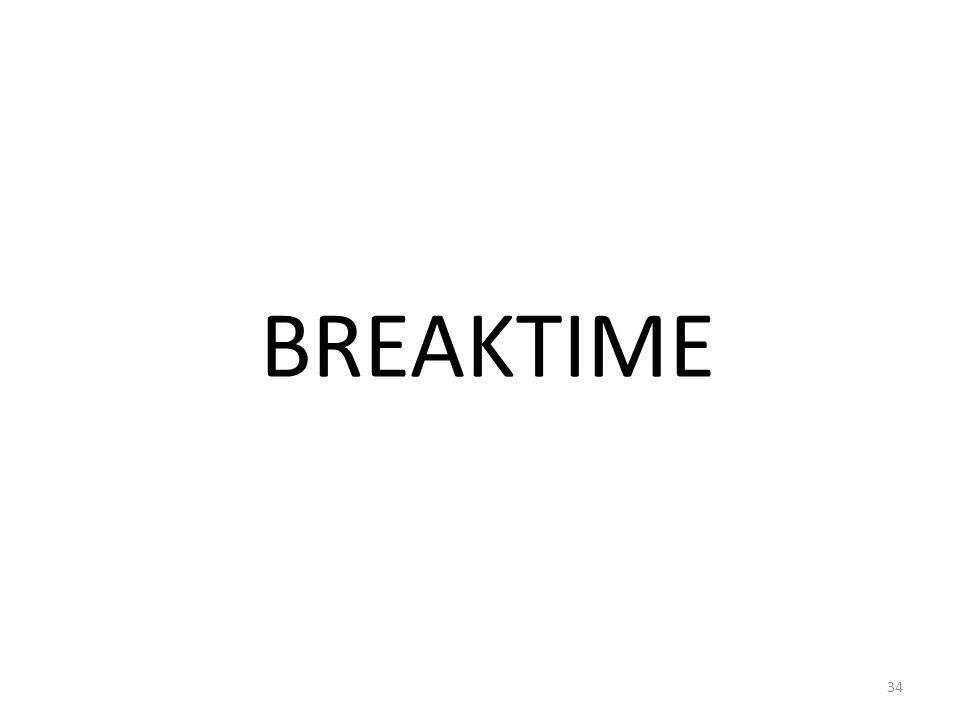 BREAKTIME 34