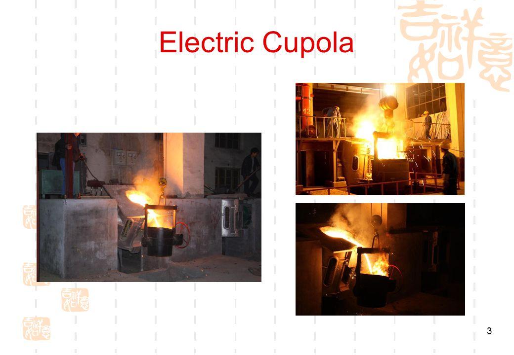 3 Electric Cupola