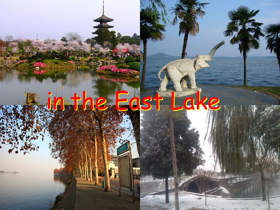 the East Lake in