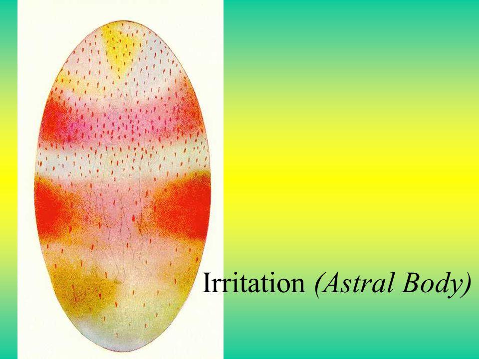 Irritation (Astral Body)