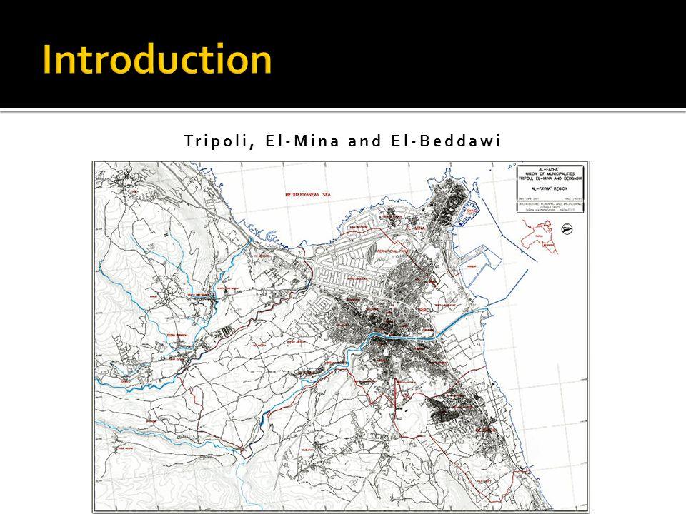 Tripoli, El-Mina and El-Beddawi