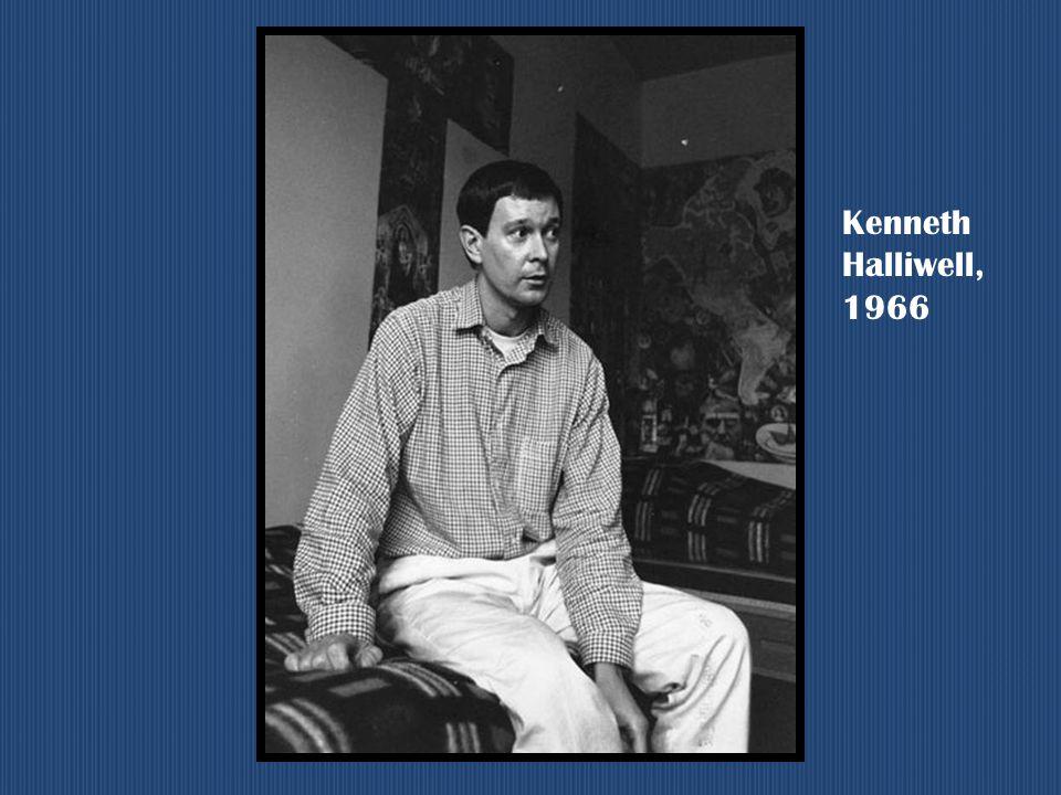 Kenneth Halliwell, 1966