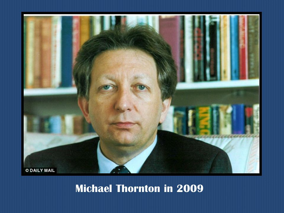Michael Thornton in 2009