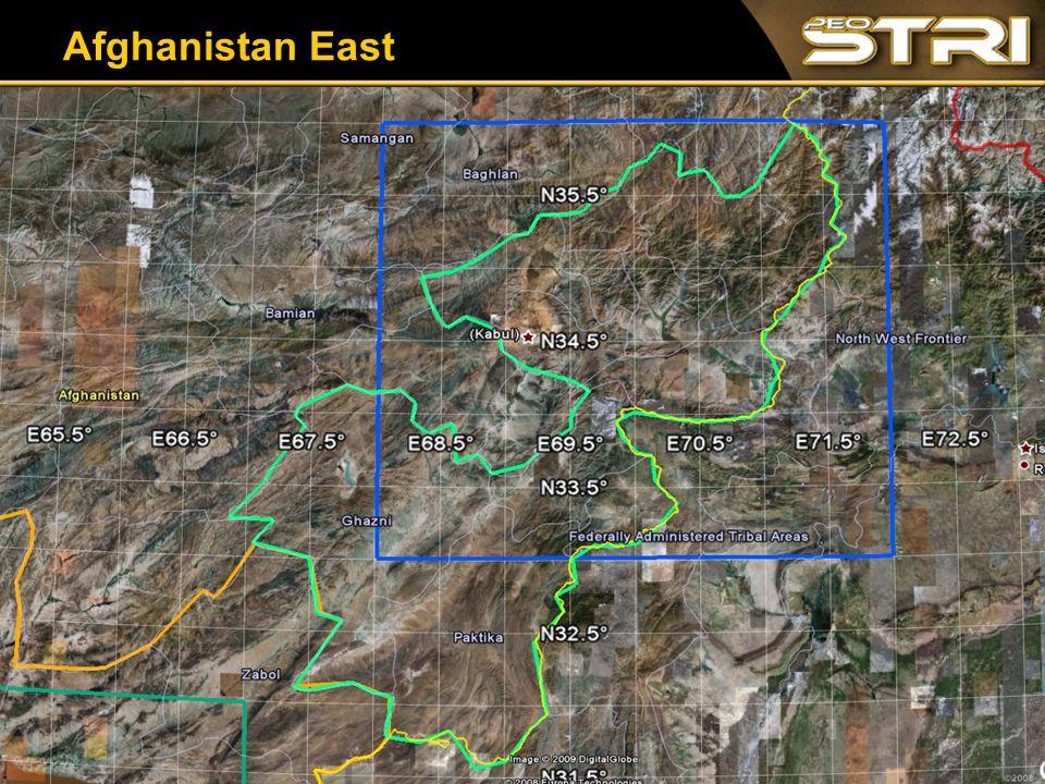 35 Afghanistan East
