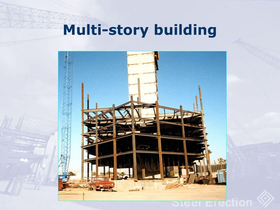 Single story building