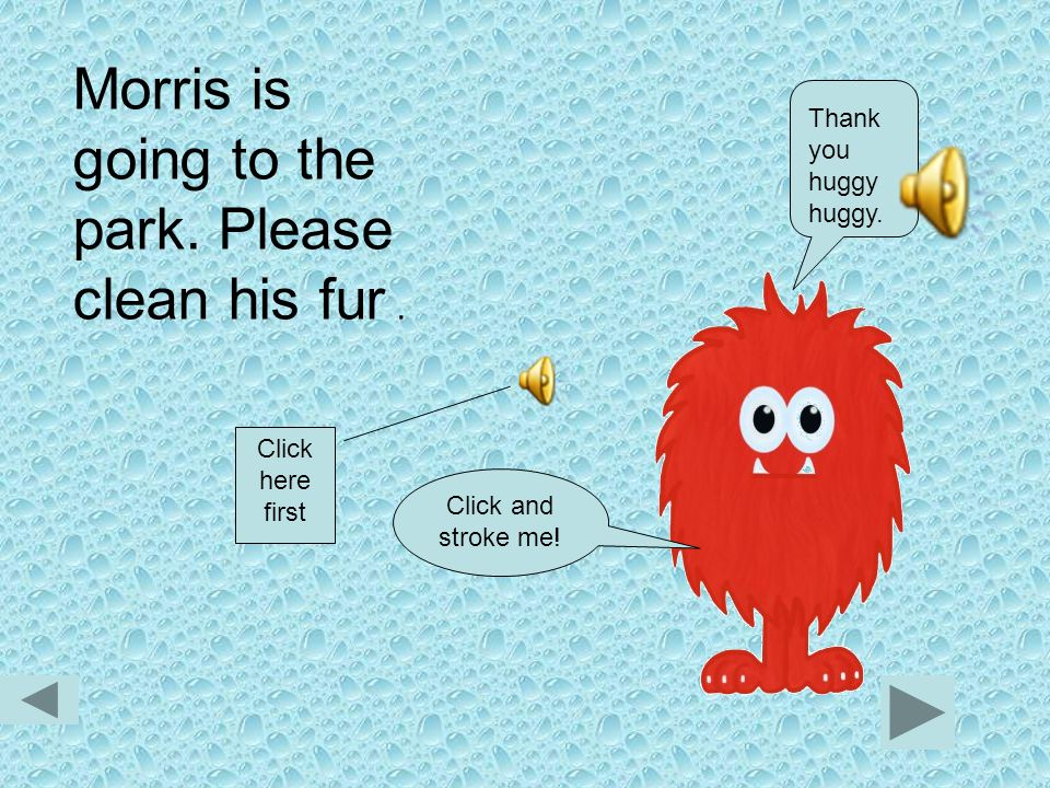 This is…. MORRIS Click here