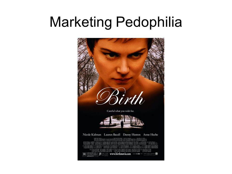 Marketing Pedophilia
