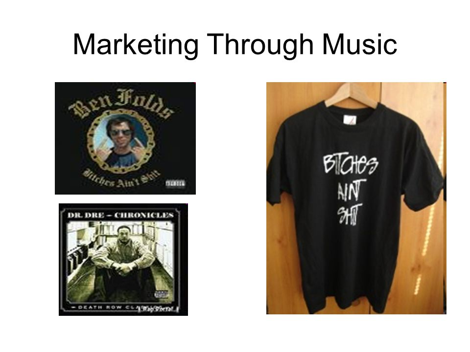 Marketing Through Music