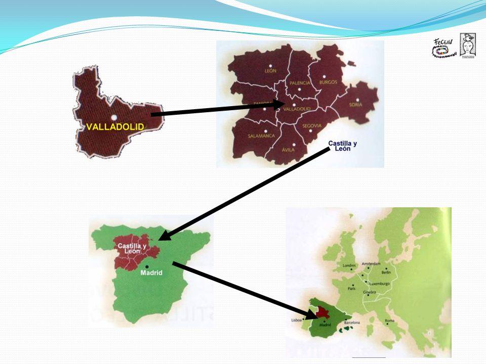 Our City: VALLADOLID Nuestra ciudad